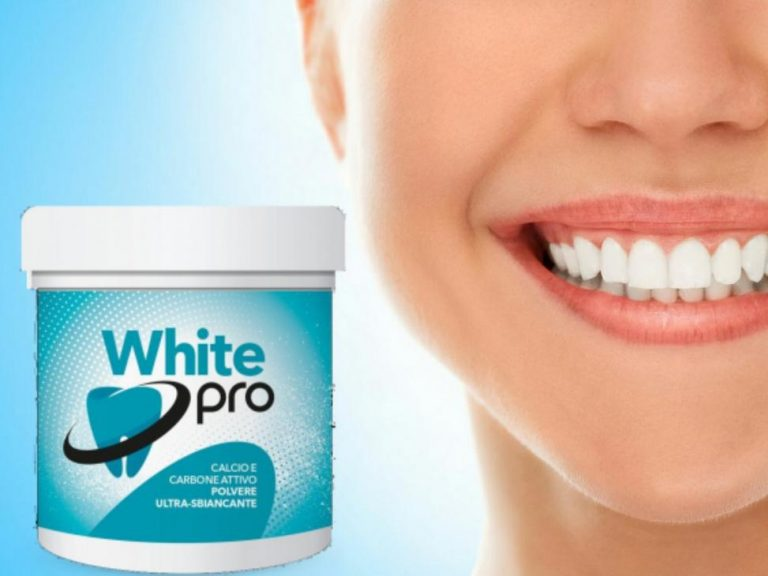 White Pro sbiancante denti FUNZIONA davvero? Opinioni, recensione e prezzo