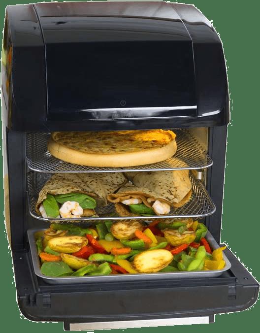 Air Oven fornetto 3 in 1: cibi sani al giusto prezzo. Opinioni e prezzo