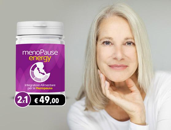 Menopause Energy: le pillole energetiche, funzionano davvero?