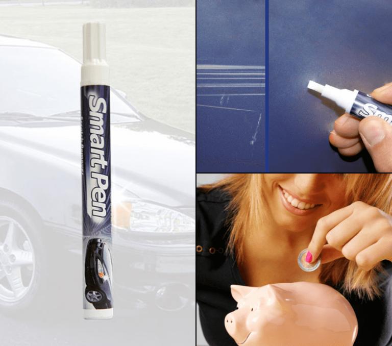 Smart Pen per rimuovere graffi sull'auto: truffa o funziona? Recensione e prezzo