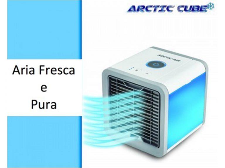 Artic Air Cube: condizionatore portatile in offerta